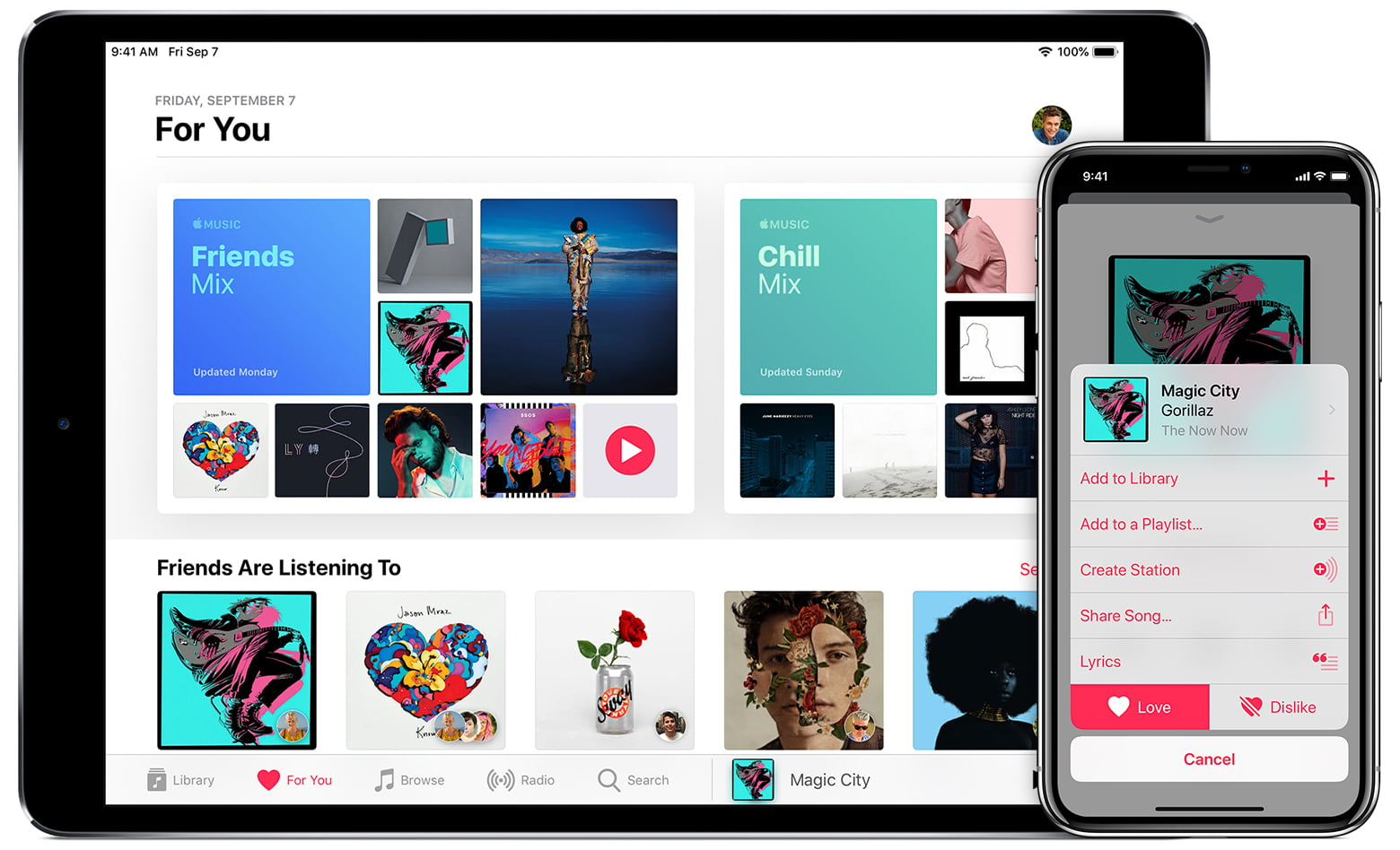 Apple Music Technical Support