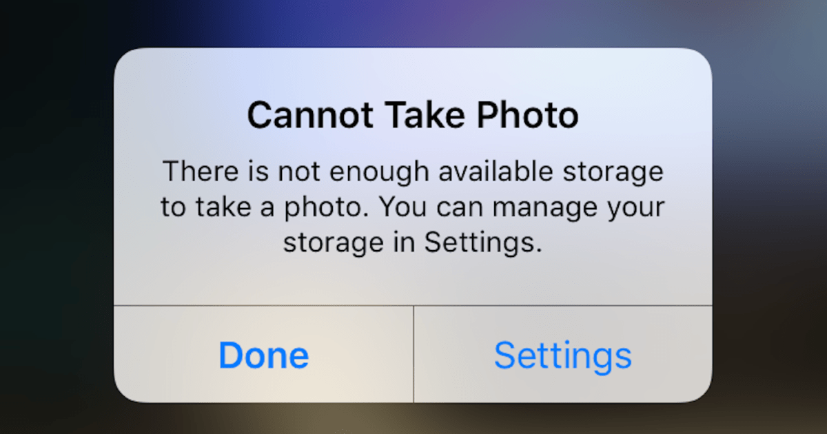 10 Tips to free up storage space on iPhone and iPad