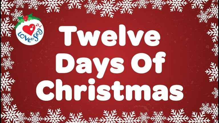12 days 12 gifts: The World