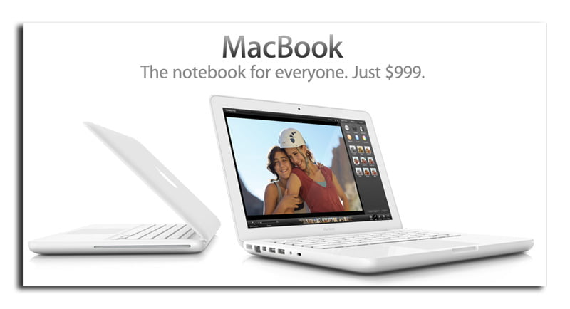2010 MacBook White goes on the list of obsolete Macs