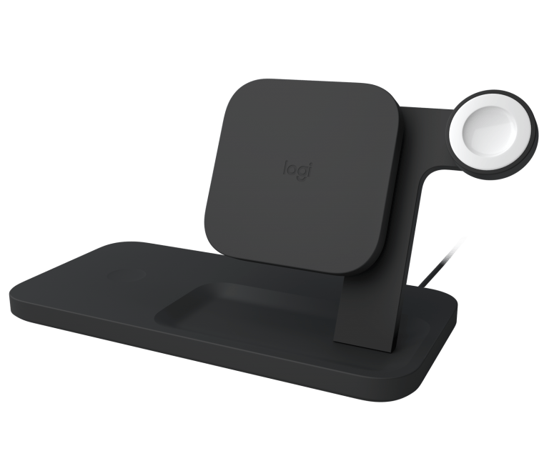 3 in 1 Charging Station for iPhone and Apple Watch