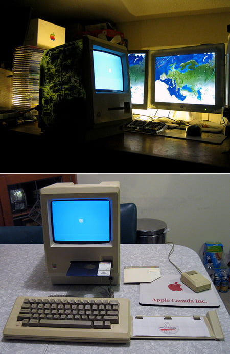 A Mac 128K with Twiggy drive goes on sale on eBay, possible prototype?