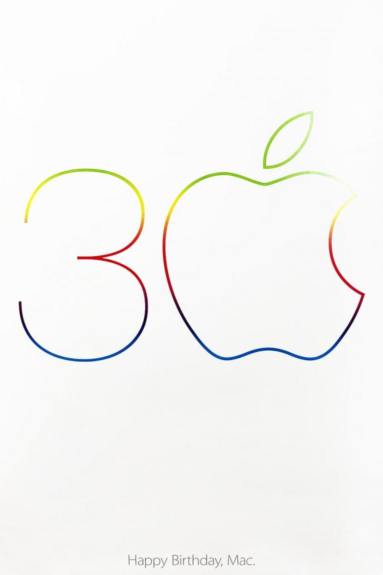 A new video to celebrate the 30th anniversary of the Mac