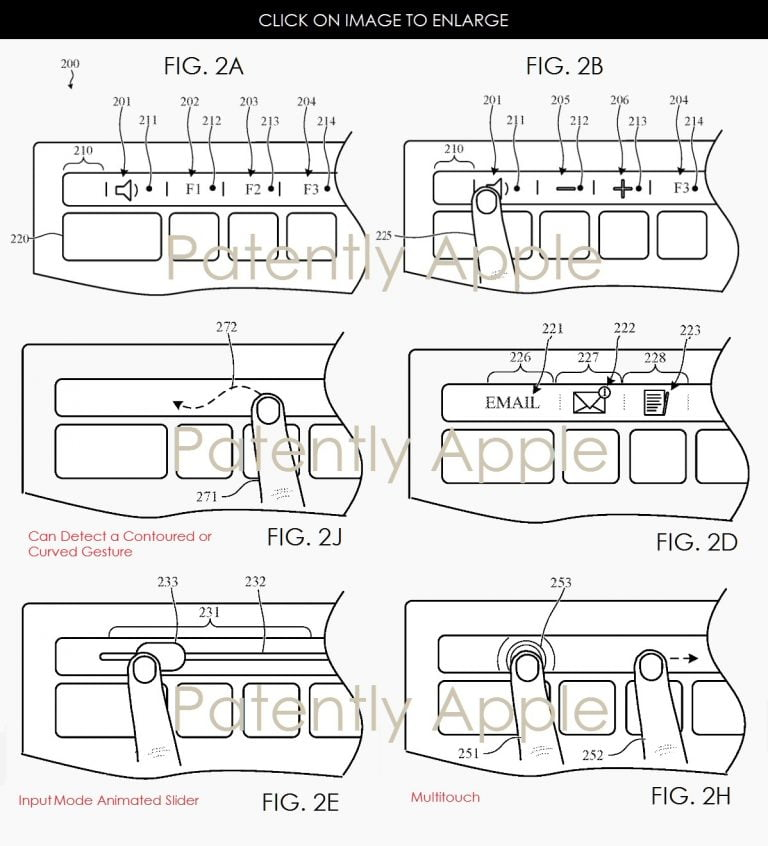 A patent from Apple confirms what the next Magic Keyboard will look like