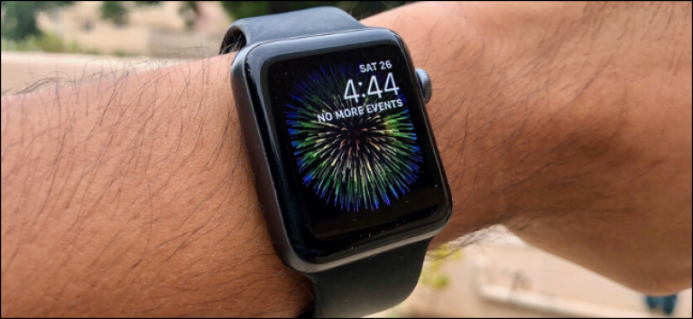 A smart frame for Apple's iWatch?