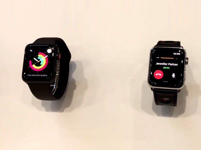 A user sues Apple for the numerous scratches on his Apple Watch