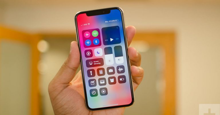A video shows the new iPhone X in various colors, including red!