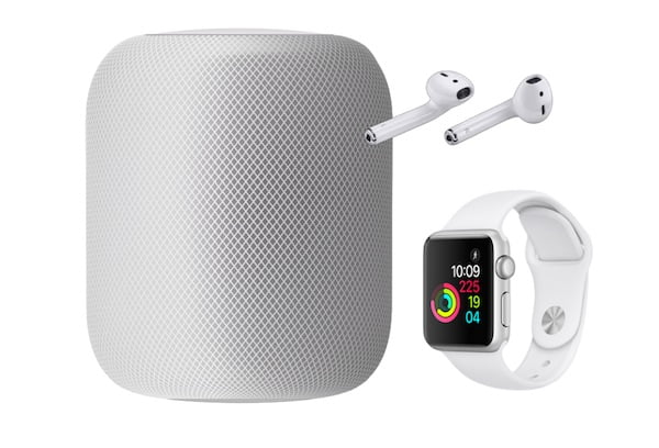 According to Mark Gurman, in 2019 we will see new AirPods and a new HomePod