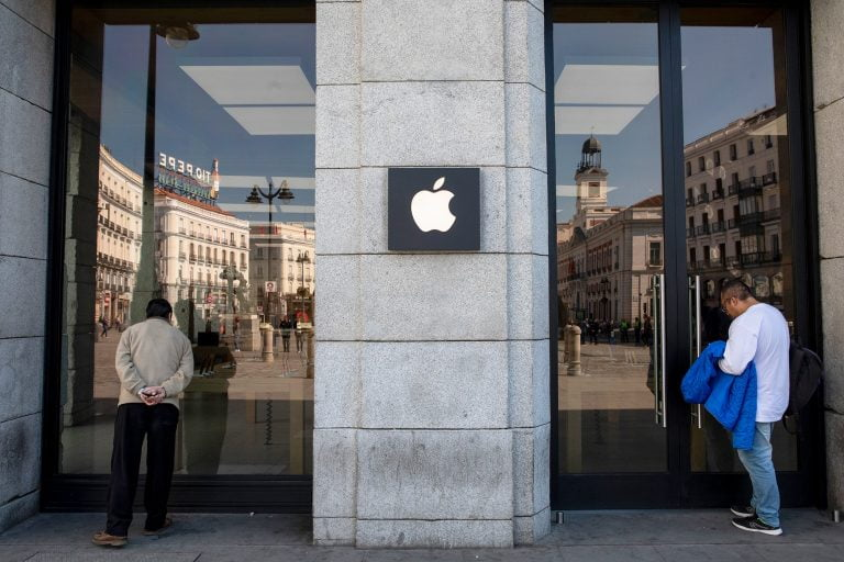 According to the work lists, Apple will open a retail store in Bangkok