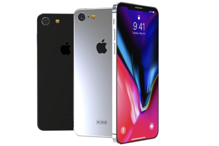 According to this manufacturer, the design of the iPhone SE 2 will be similar to that of the iPhone X