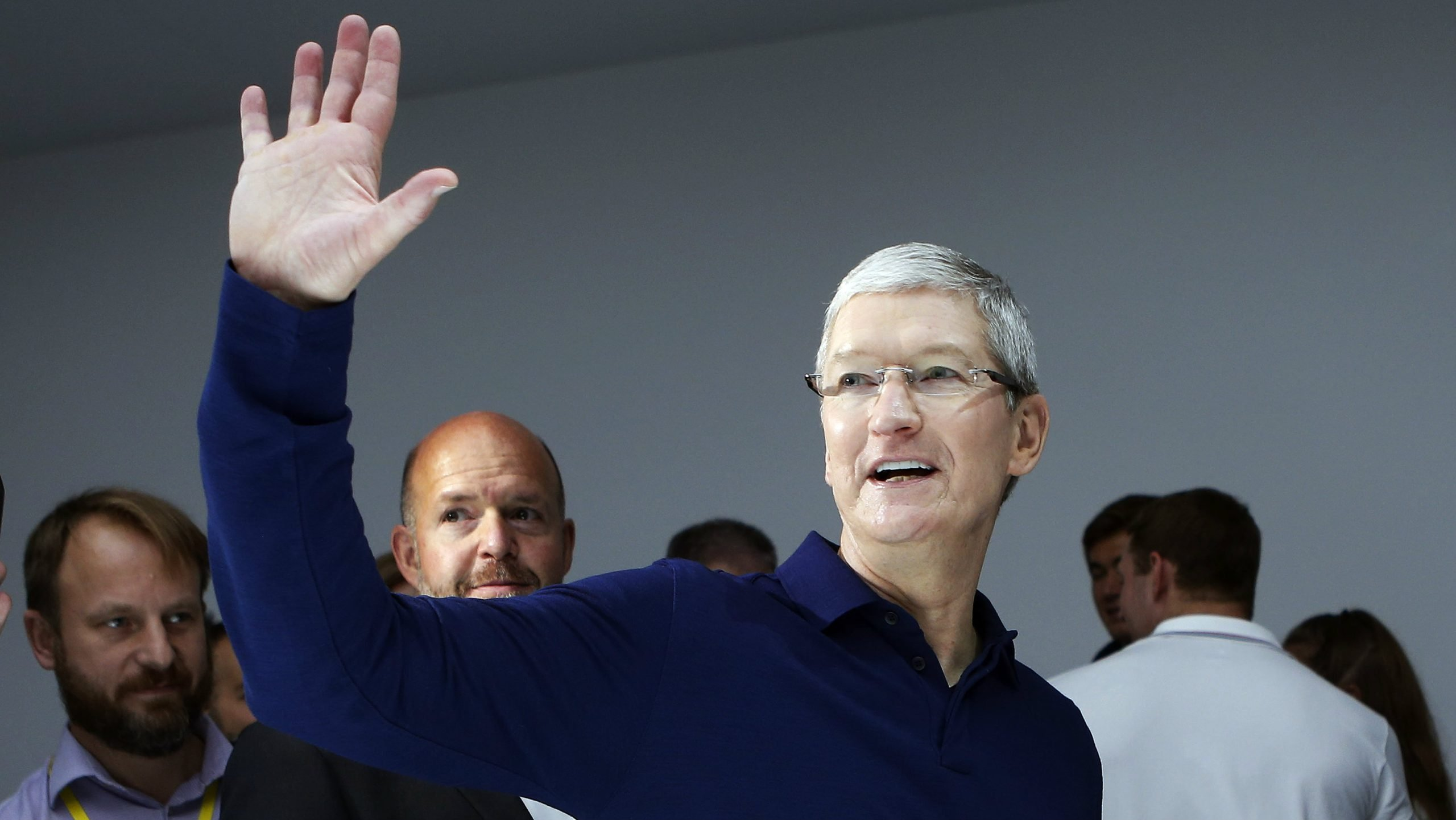 According to Tim Cook, upcoming surprises will benefit iPad sales