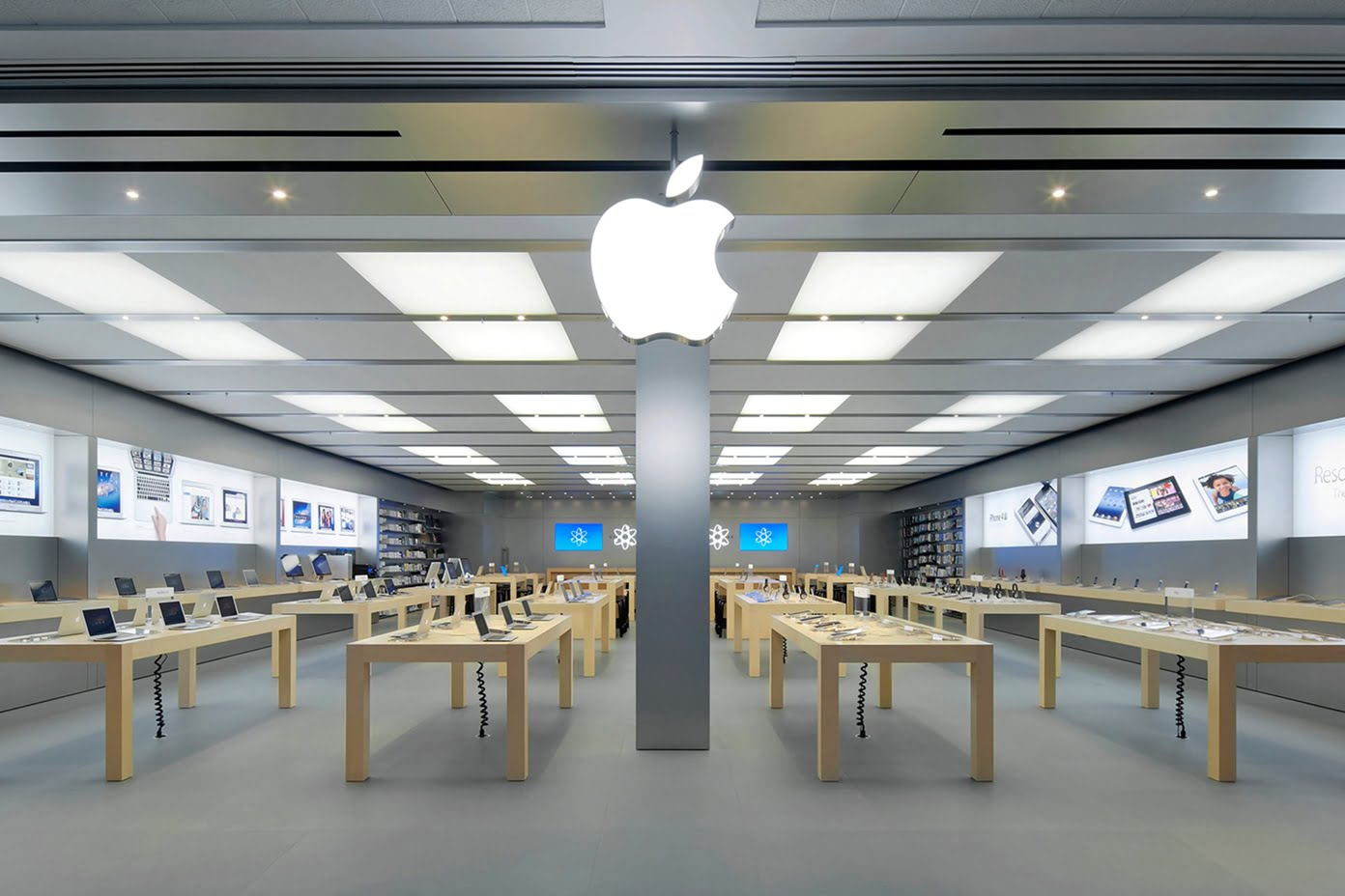 Address and phone number for all Apple Retail Stores in the UK