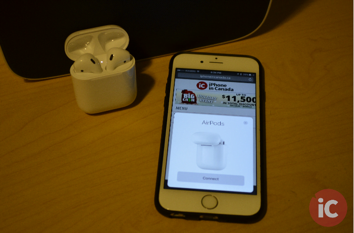 AirPods: unboxing and first impressions