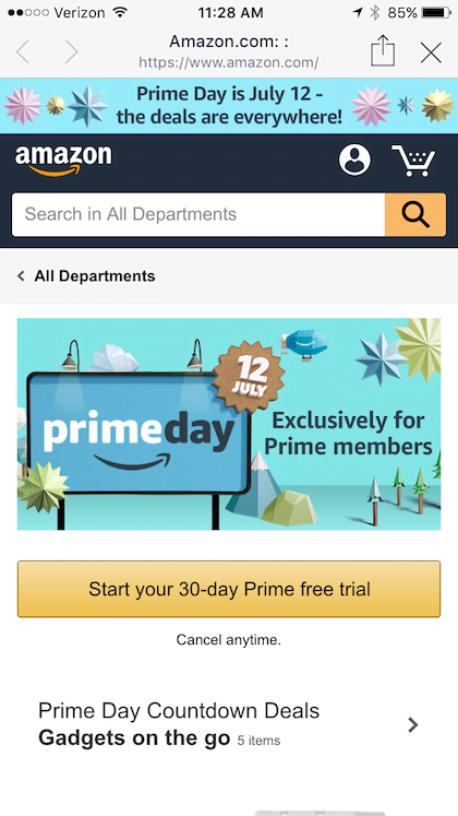 Amazon is working on a new mobile messaging app, Anytime