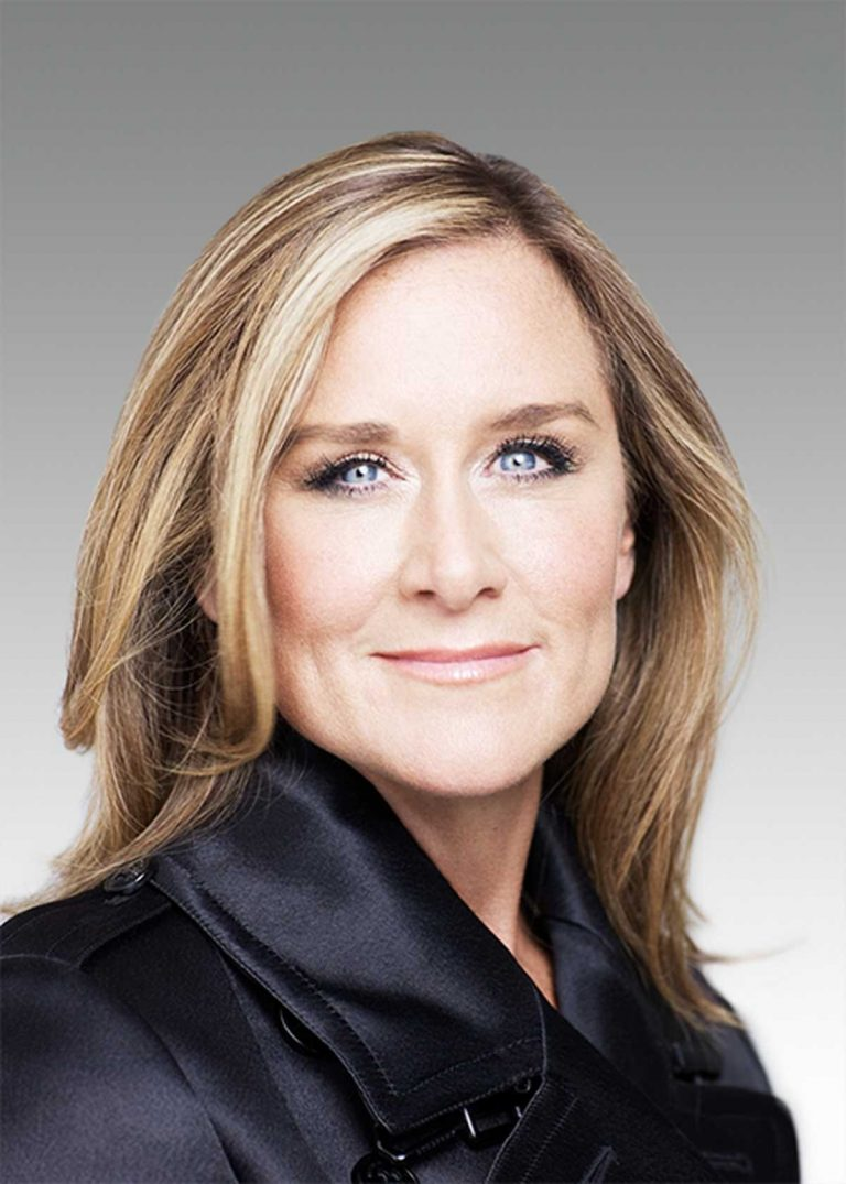 Angela Ahrendts says Apple is not looking to sell you a product you don't need