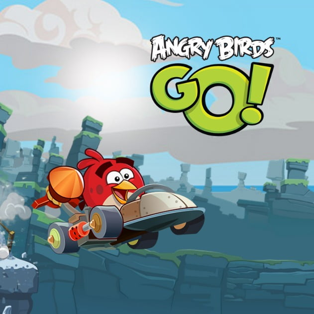 Angry Birds Go! will be released on December 11th