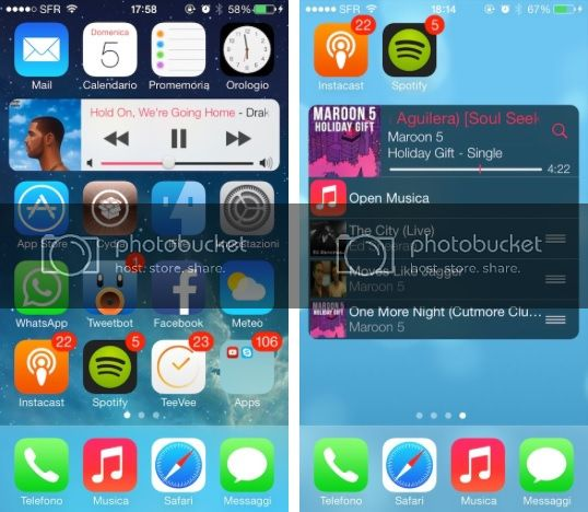 AppHeads changes multitasking in iOS 8