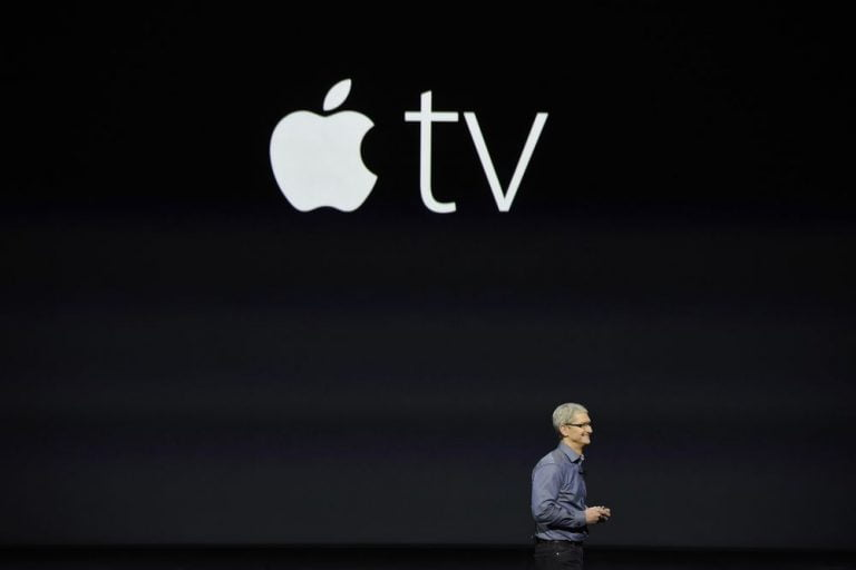 Apple and reinvention as a business model