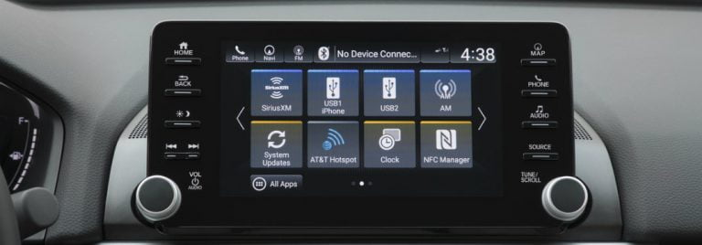 Apple CarPlay to be included in 2018 Honda Accord