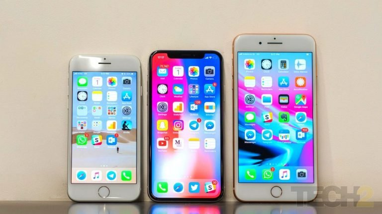 Apple is preparing 3 new iPhones with OLED for 2018