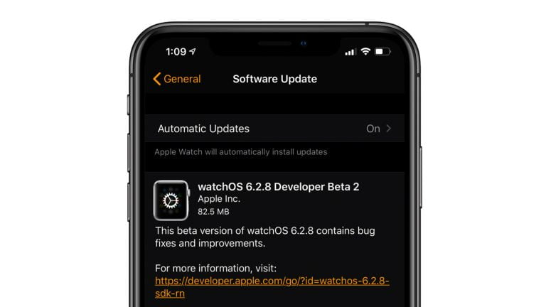 Apple launches the third beta of watchOS 5 for developers