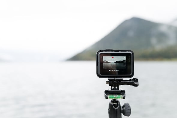 Apple makes GoPro tremble with its new patent