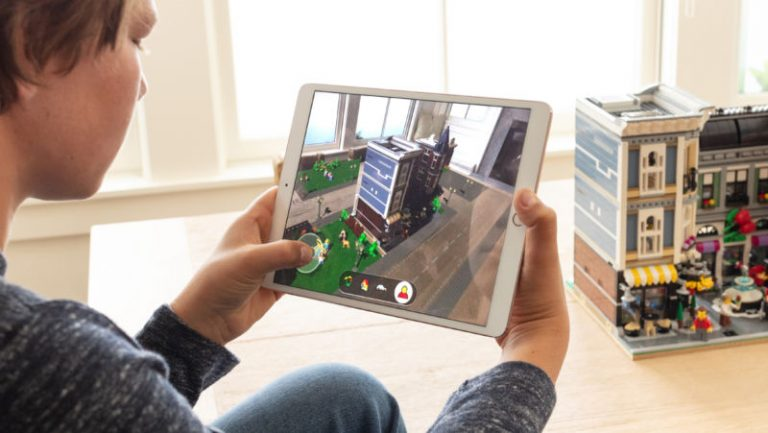Apple Maps Could Work with Augmented Reality on iPhone 8
