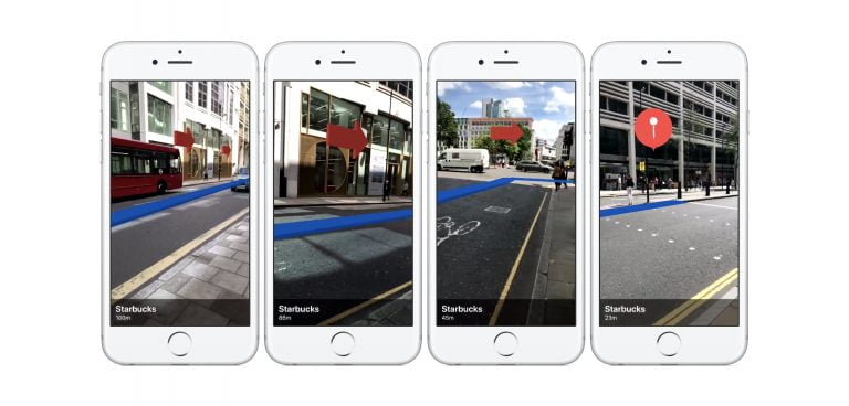 Apple Maps will improve in the future thanks to augmented reality