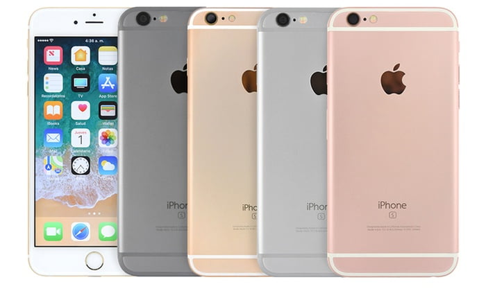 Apple may offer you an iPhone 6s Plus for your battered iPhone 6