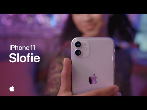 Apple promotes iPhone 11 slofie mode in new videos