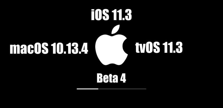 Apple releases macOS 10.13.4 and tvOS 11.3 beta 5 for developers