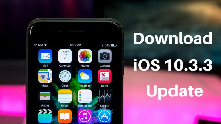 Apple releases the sixth iOS 10.3.3 and macOS 10.12.6 betas