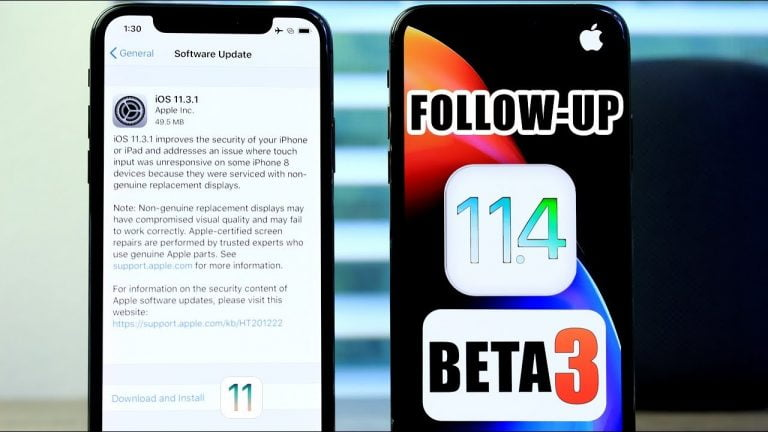 Apple releases third iOS 11.4 beta for developers