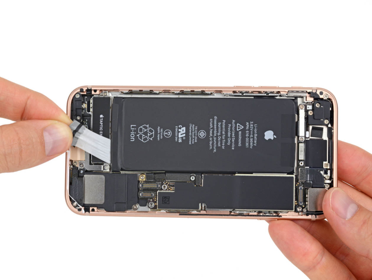 Apple replaced up to 11 million iPhone batteries in 2018