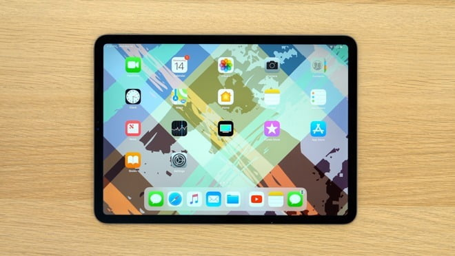 Apple would be developing a 5G folding iPad by 2020