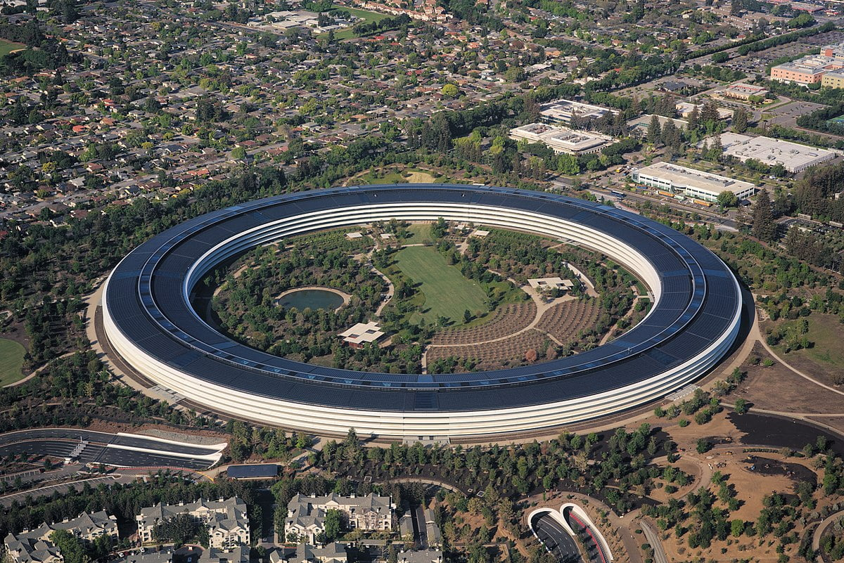 Apple's Campus 2 will have an auditorium of 161 million