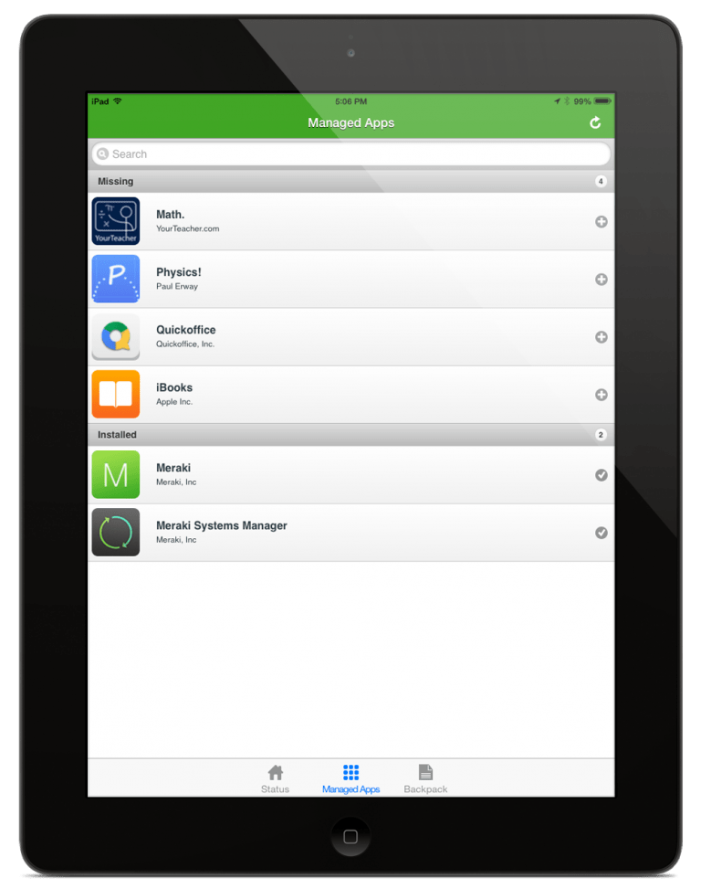 Apps to better manage work with the iPad