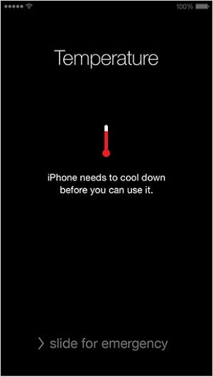 Are you hot? Solve it with your iPhone