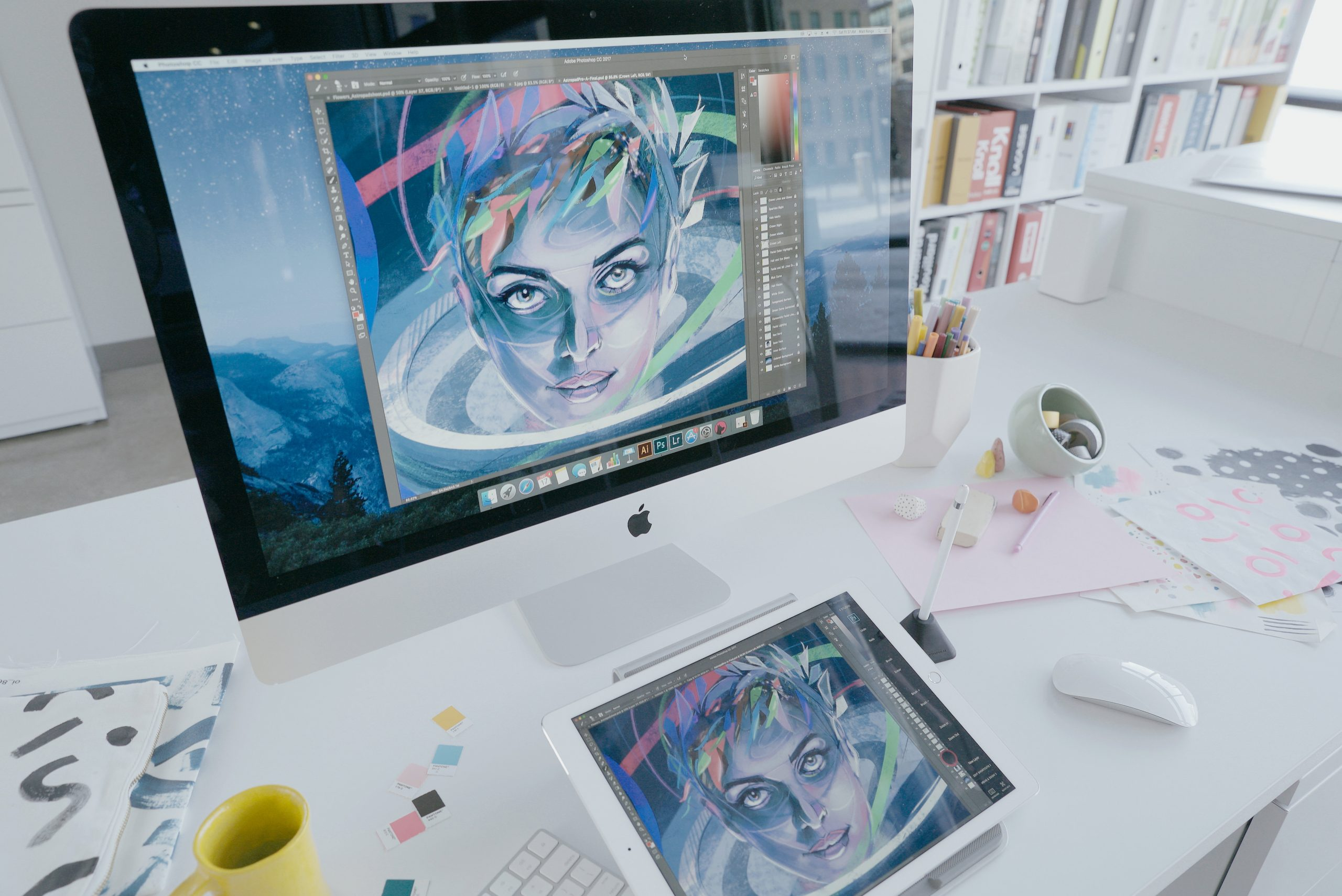 Astropad turns the iPad into a graphics tablet