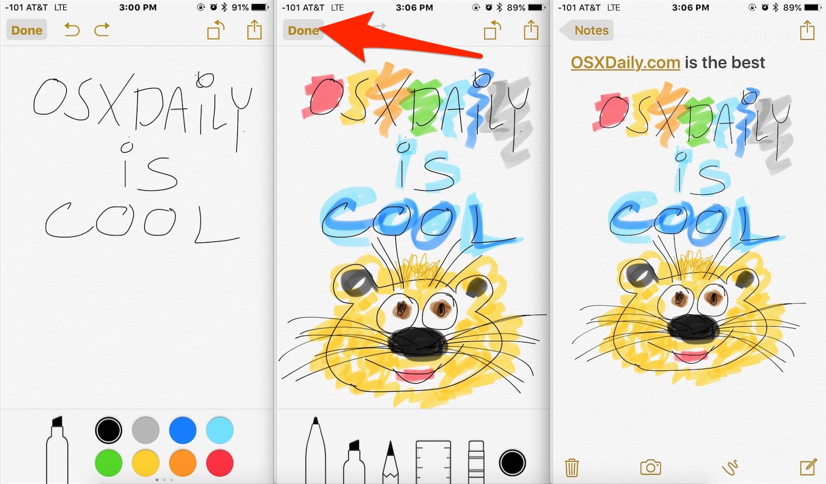 Best iPhone drawing apps