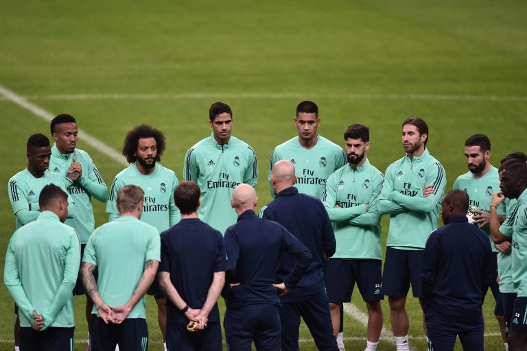 Champions League: Where to watch the Real Madrid match