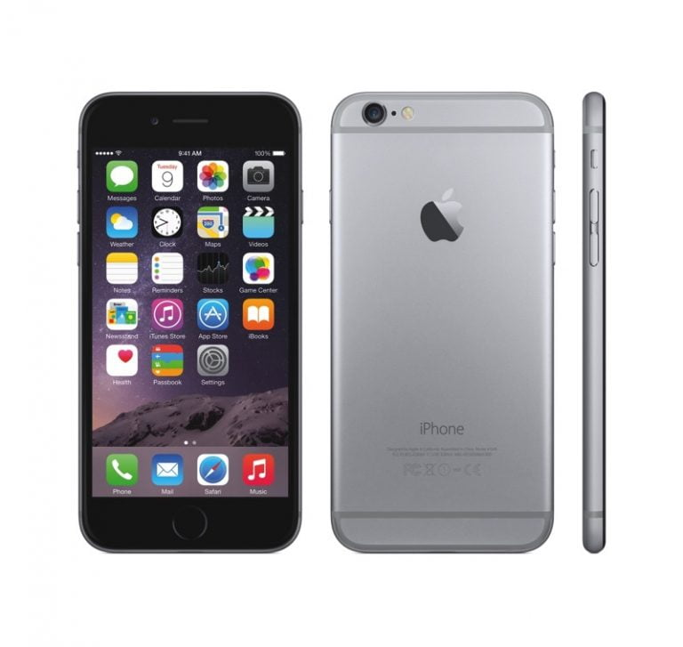 China bans the sale of iPhone 6 in Beijing