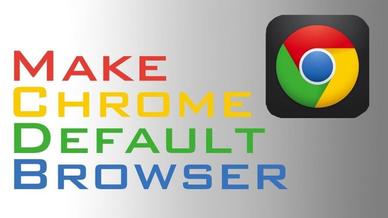 Chrome as default browser in iOS