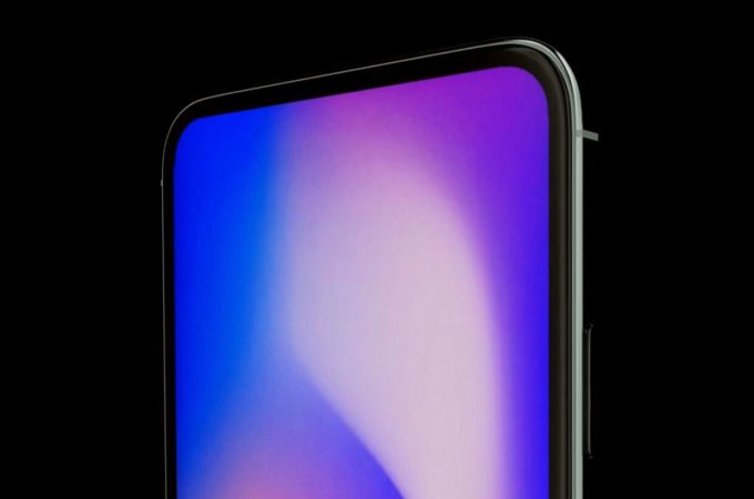 concept on video with your design without notch