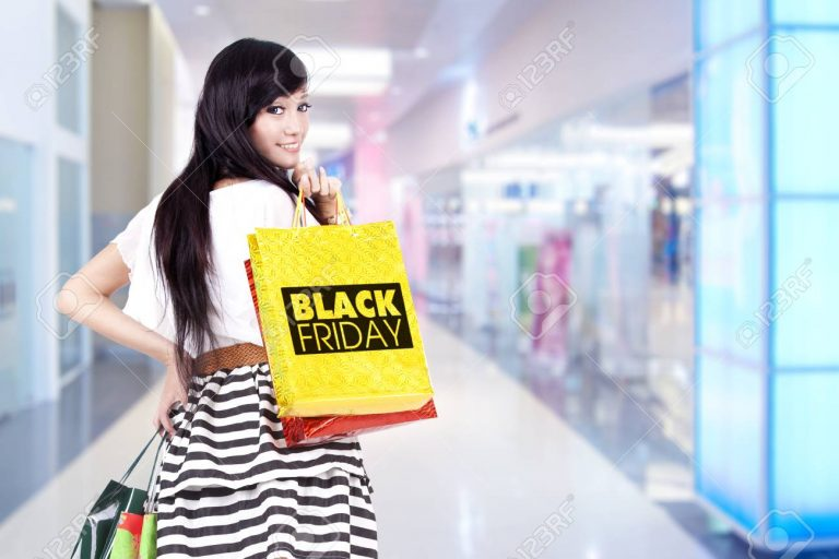 Discounts on Asian Black Friday