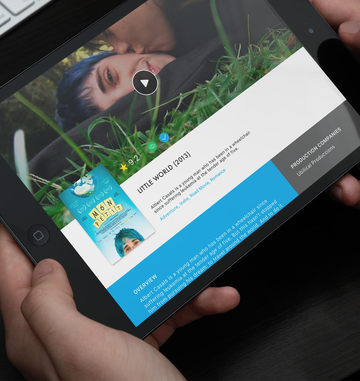 Discover the best of documentary filmmaking on your iPhone, iPad and Apple TV with GuideDoc