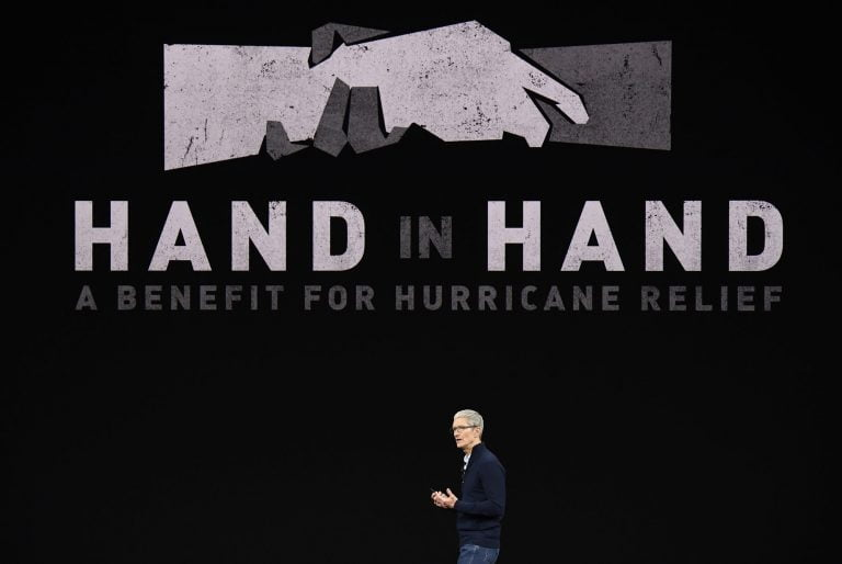 Donations for Hurricane Harvey victims now open on iTunes