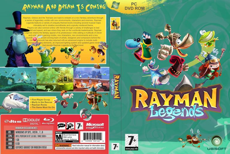 Download Rayman Origins for OS X