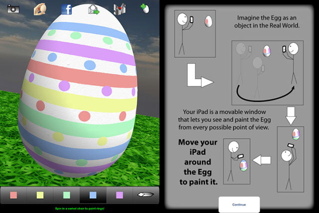 Easter Applications