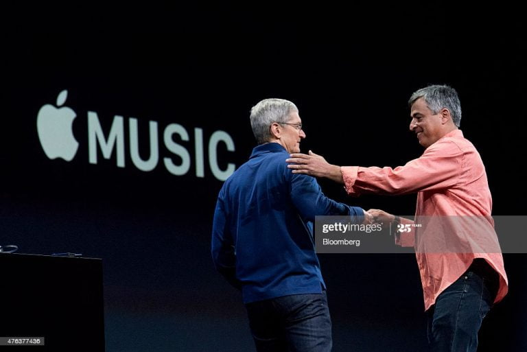 Eddy Cue's tribute to Steve Jobs